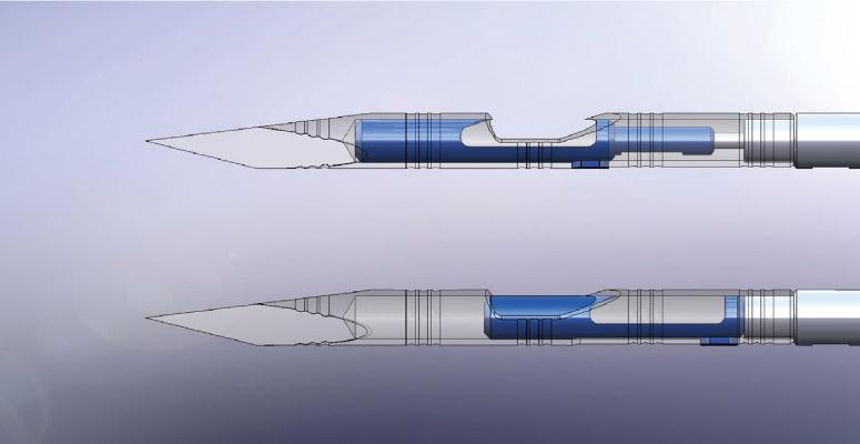 φ0.9mm EUS-FNB内視鏡用生検針
